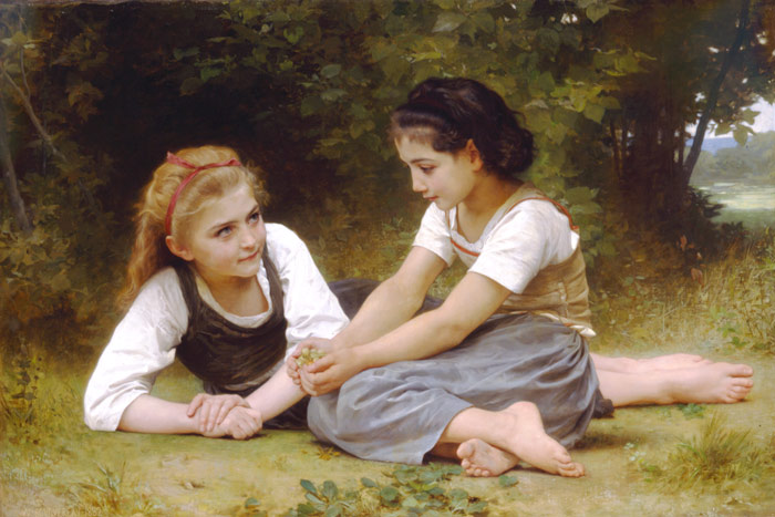 William Bouguereau Paintings