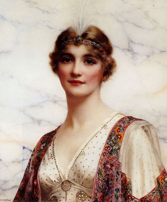 Paintings William Clarke Wontner