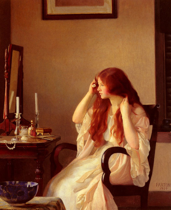 Paintings William McGregor Paxton