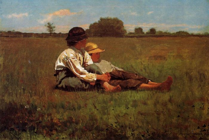 Paintings Winslow  Homer