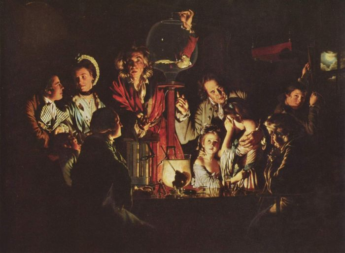 Paintings Joseph Wright