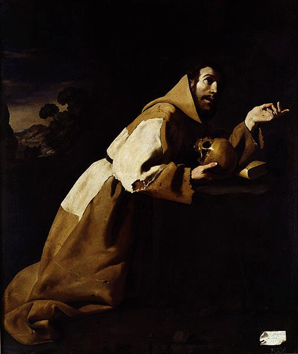 Paintings Francisco de Zurbaran