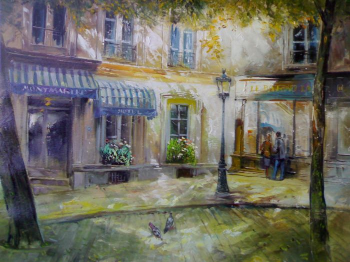 Fine Art Reproductions- Original Artist Paintings
