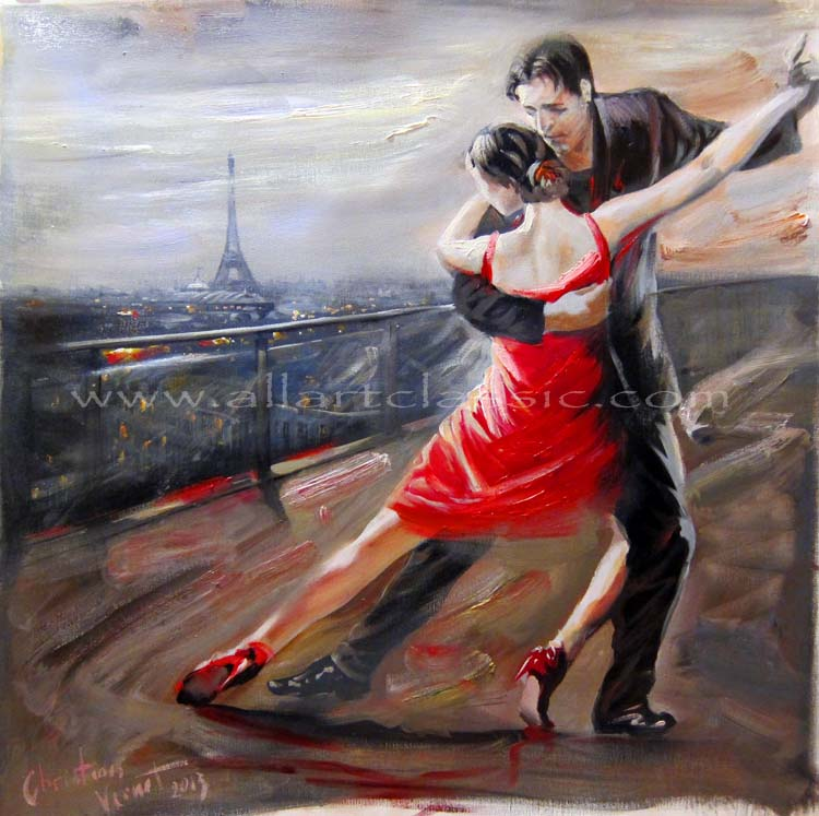 Original Paintings- Dance