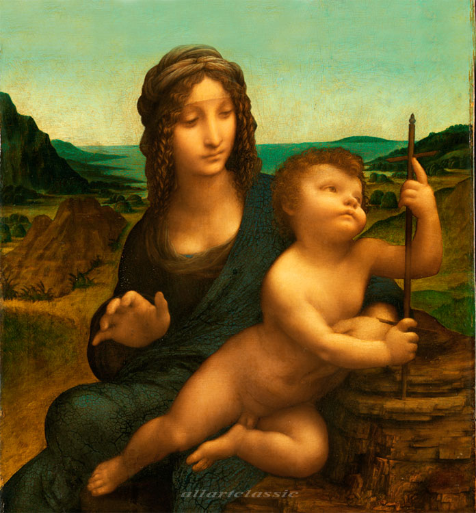 Paintings Leonardo da Vinci