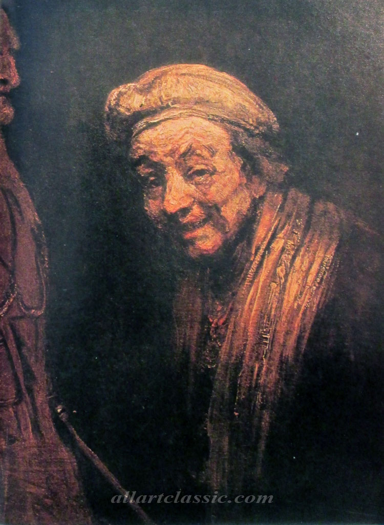 Paintings Rembrandt