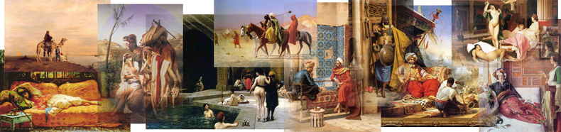 Orientalism Paintings, Orientalism Artists and Oil Paintings