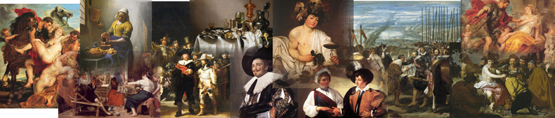 Baroque Paintings, Baroque Artists and Oil Paintings