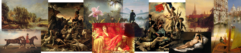 Romanticism Paintings, Romanticism Artists and Oil Paintings