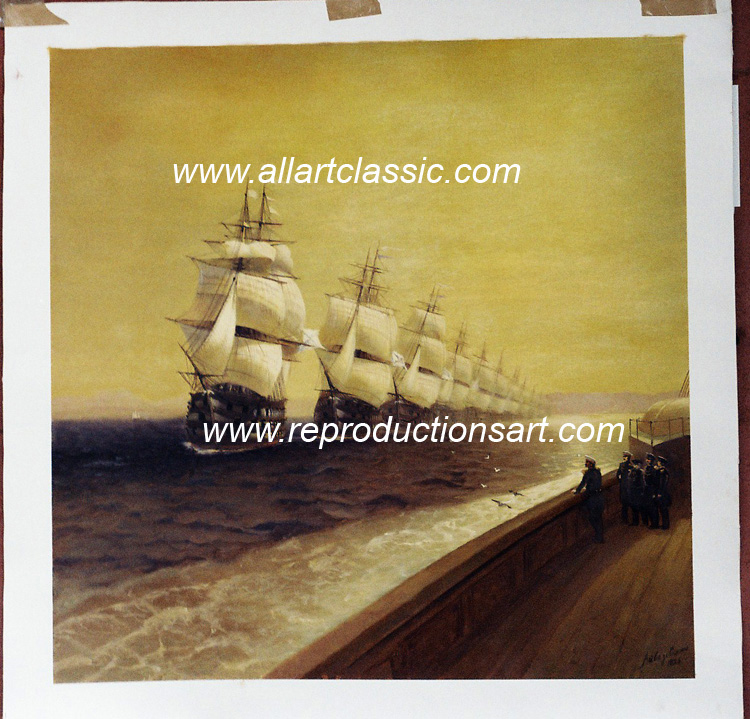 Oil Painting Reproductions of Aivazovsky Paintings Reproductions