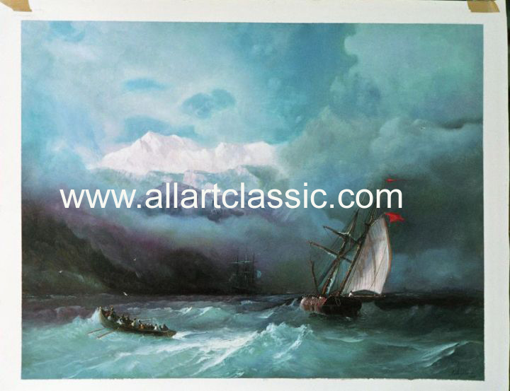 Oil Painting Reproductions of Ivan Aivazovsky