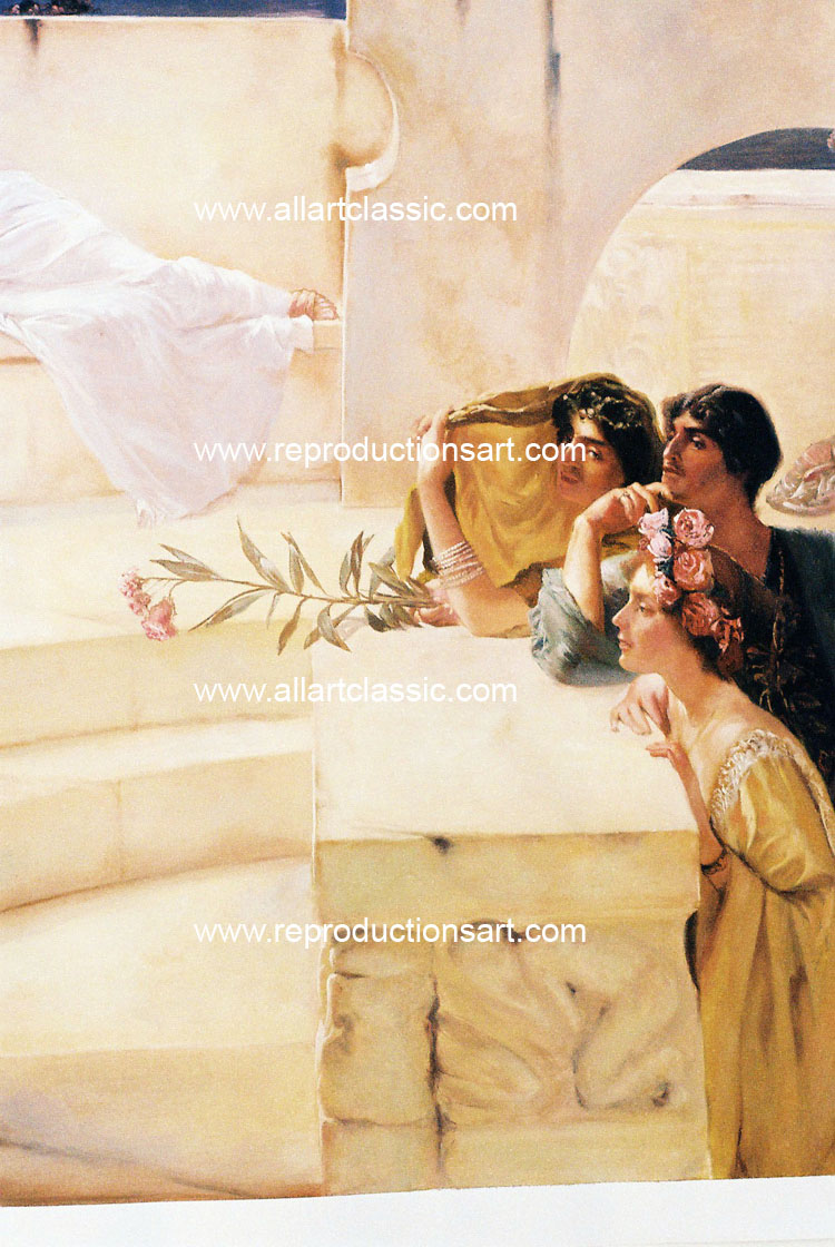 Oil Painting Reproductions Lawrence Alma-Tadema