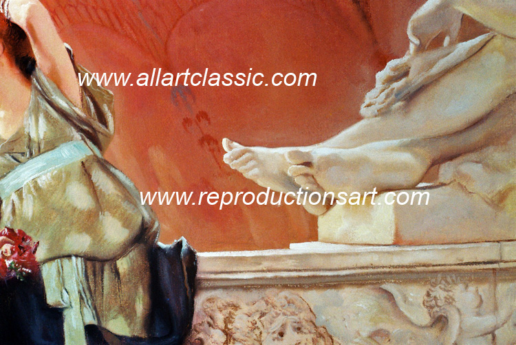 Oil Painting Reproductions Alma Tadema Paintings