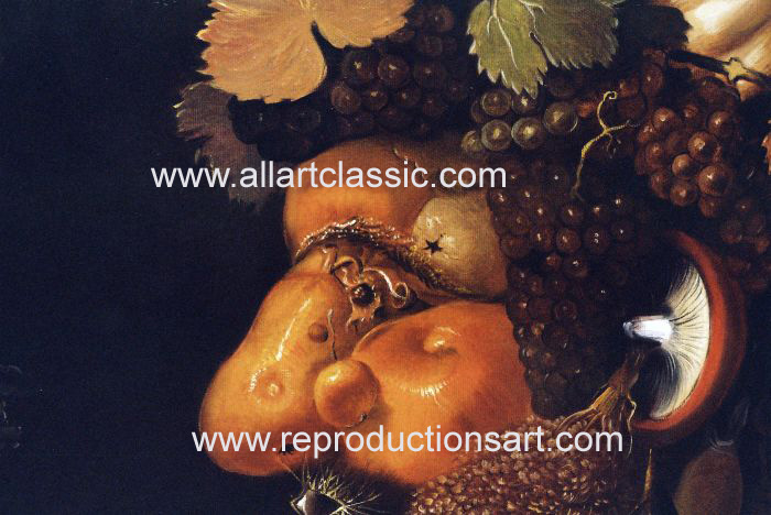 Oil Painting Reproductions Arcimboldo Paintings