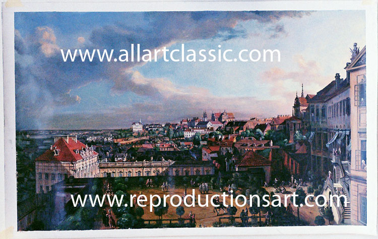 Bernardo Bellotto Painting Work sample