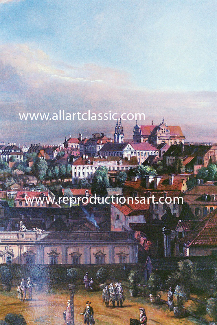 Art Reproductions Bernardo-Bellotto_01_A. Our Oil Painting Reproduction -Zoom Details