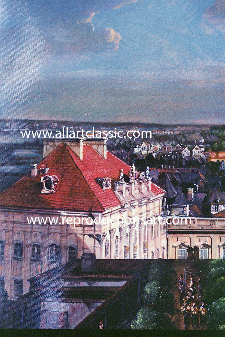 Art Reproductions Bernardo-Bellotto_01_B. Our Oil Painting Reproduction -Zoom Details