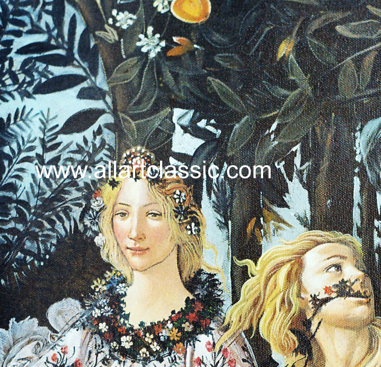 Oil Painting Reproductions Sandro Botticelli Paintings