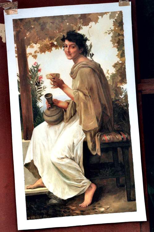 Bouguereau Painting Work sample