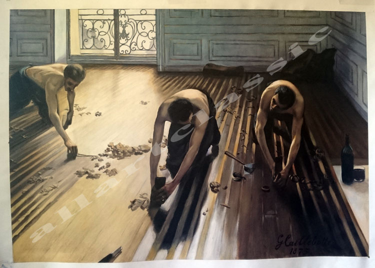 Oil Painting Reproductions of Caillebotte