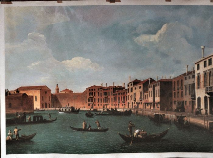Oil Painting Reproductions of Canaletto Reproductions