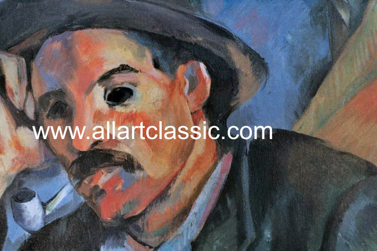 Oil Painting Reproductions Paul Cezanne