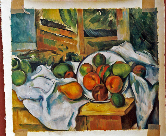 Oil Painting Reproductions of Cezanne Paintings Reproductions