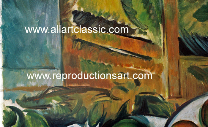 Oil Painting Reproductions Cezanne Paintings Reproductions