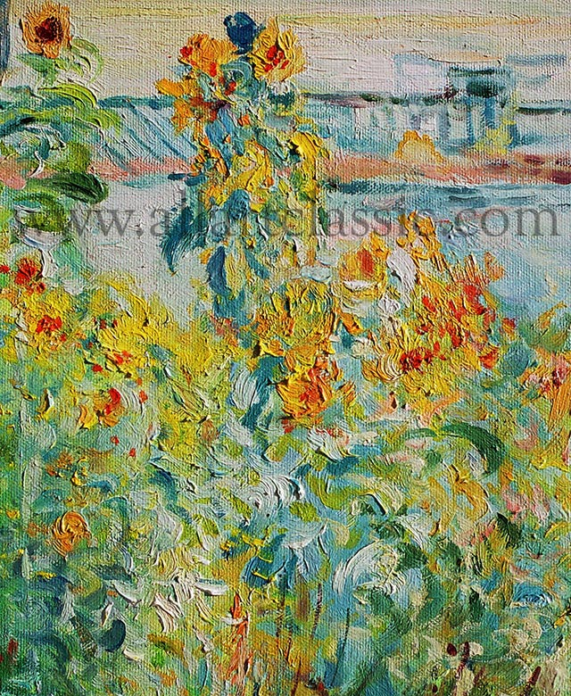 Oil Painting Reproductions Monet, Claude Oscar