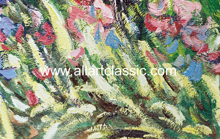 Oil Painting Reproductions Claude Monet Reproductions Paintings