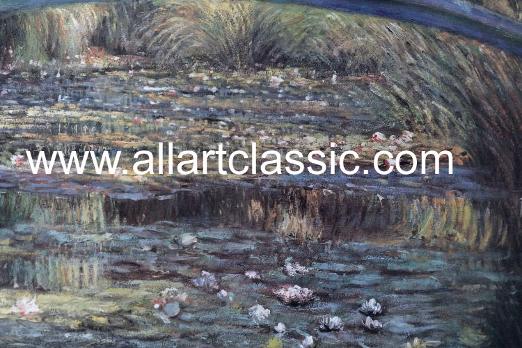 Oil Painting Reproductions Claude Oscar Monet