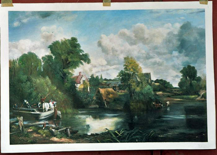 Oil Painting Reproductions of John Constable