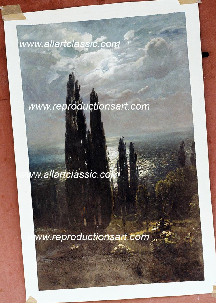 Dubovskoy Painting Work sample