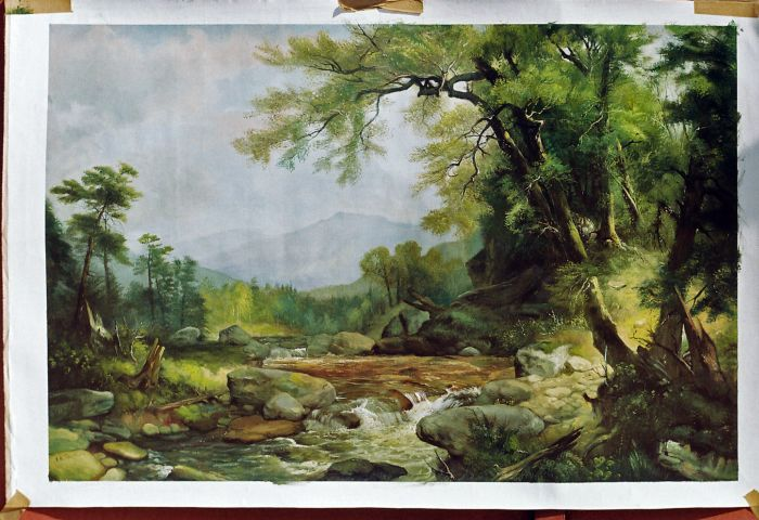 Oil Painting Reproductions of Asher Durand Paintings