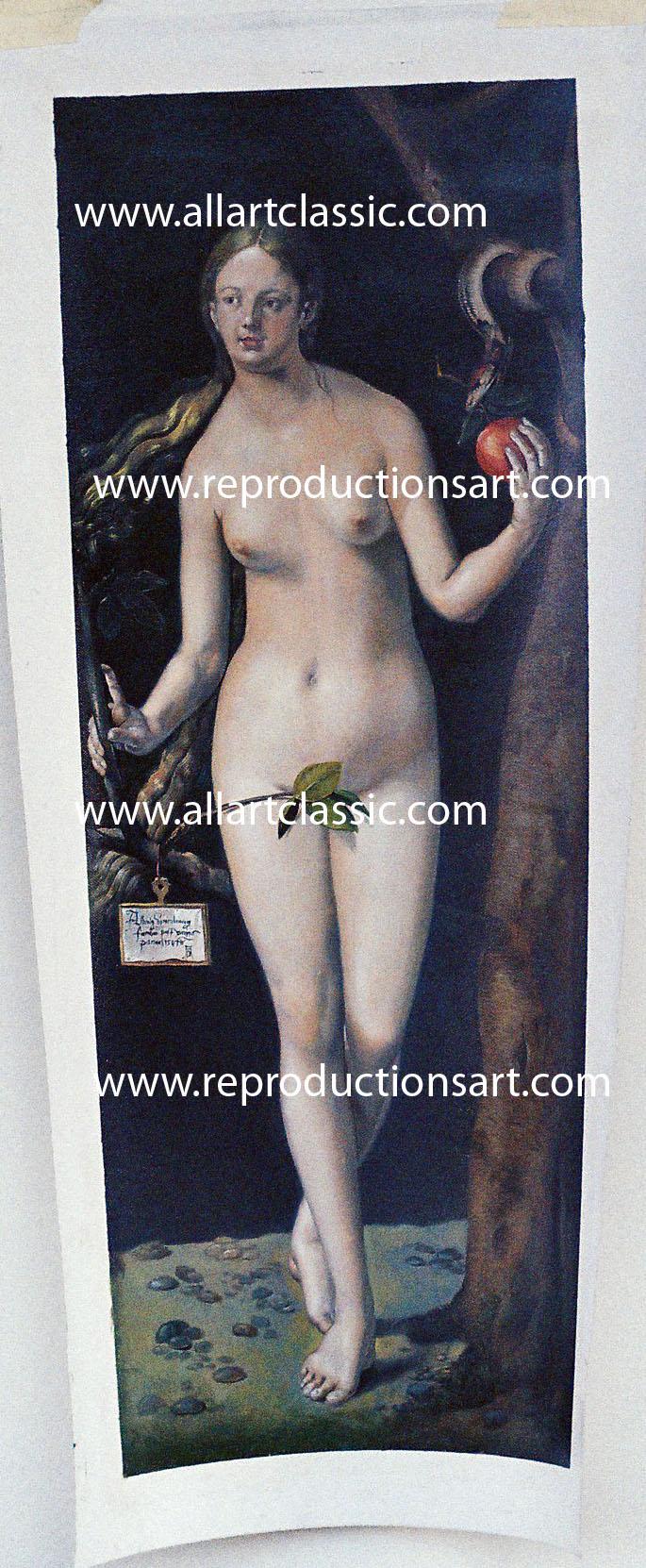 Albrecht Durer Painting Work sample