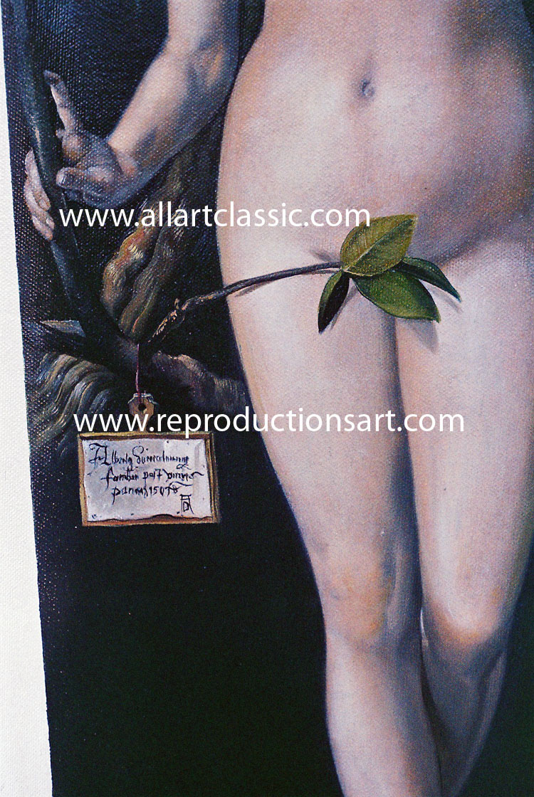 Oil Painting Reproductions Albrecht Durer