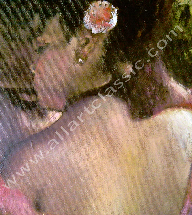 Oil Painting Reproductions Edgar Degas