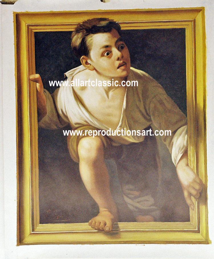 Pere Borrell del Caso Painting Work sample