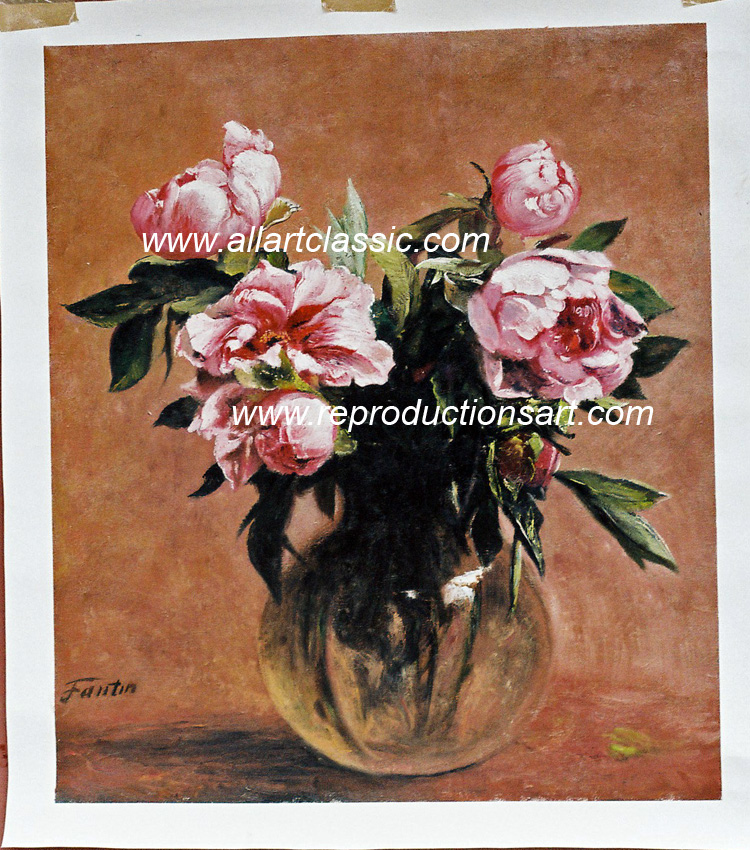 Oil Painting Reproductions of Fantin-Latour