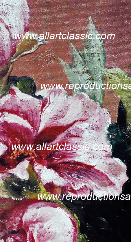 Art Reproductions Fantin-Latour_001N_A. Our Oil Painting Reproduction -Zoom Details