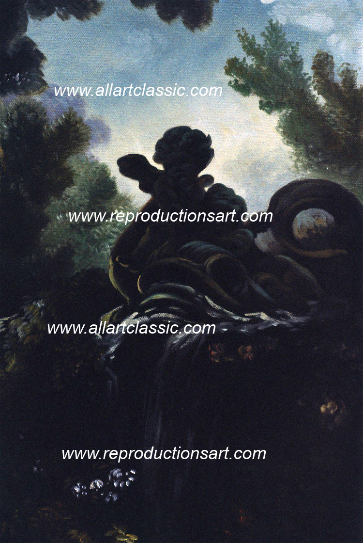 Oil Painting Reproductions Fragonard Paintings