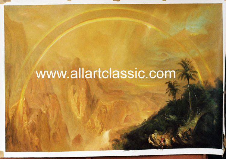 Oil Painting Reproductions of Frederick Edwin Church Paintings