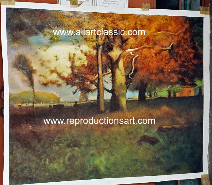 Oil Painting Reproductions of George Inness Paintings