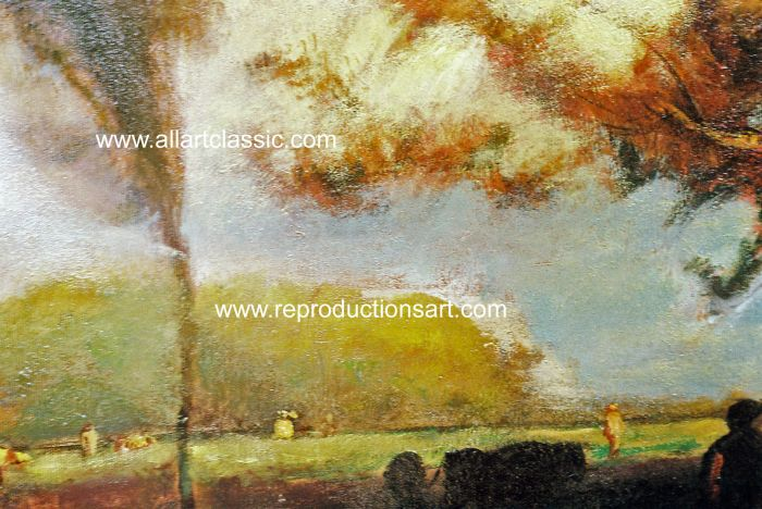 Oil Painting Reproductions George Inness Paintings