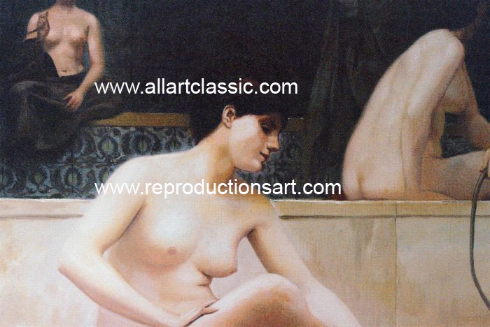 Oil Painting Reproductions Gerome Paintings