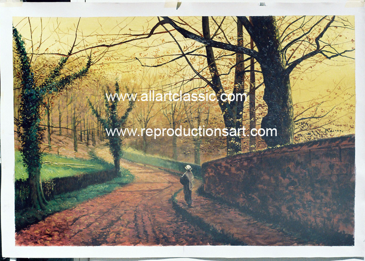 Grimshaw Painting Work sample