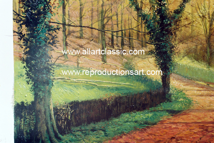 Oil Painting Reproductions Grimshaw Paintings