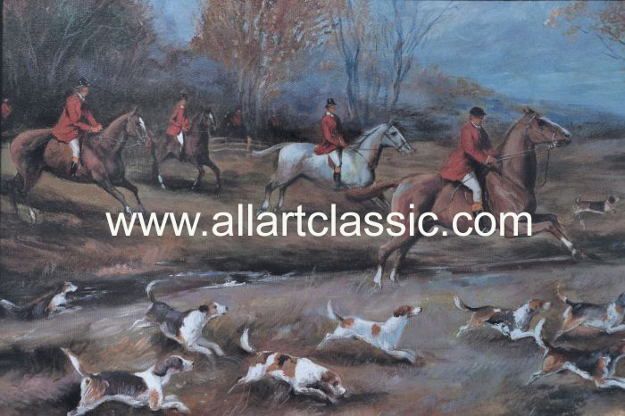 Art Reproductions Hardy_Paintings_003N_A. Our Oil Painting Reproduction -Zoom Details