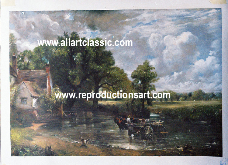 Oil Painting Reproductions of Constable paintings