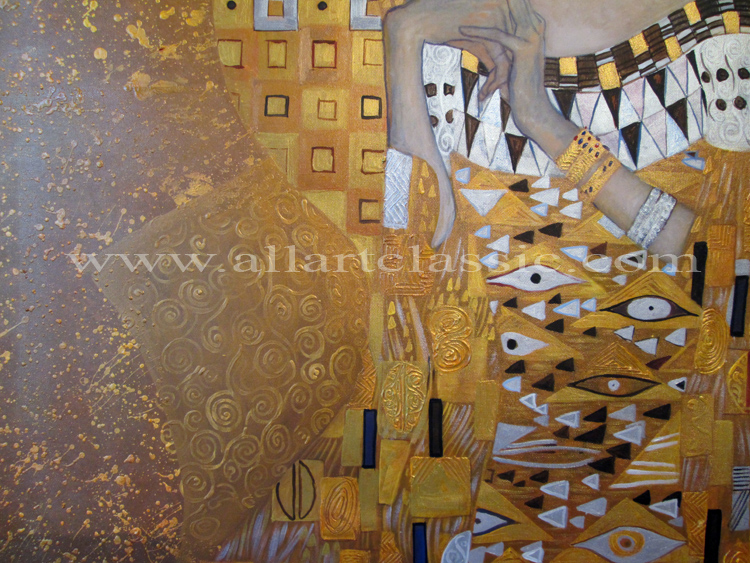 Oil Painting Reproductions Klimt Paintings
